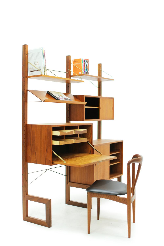 FURNITURE 1950 Teak Mid Century Modern Furniture