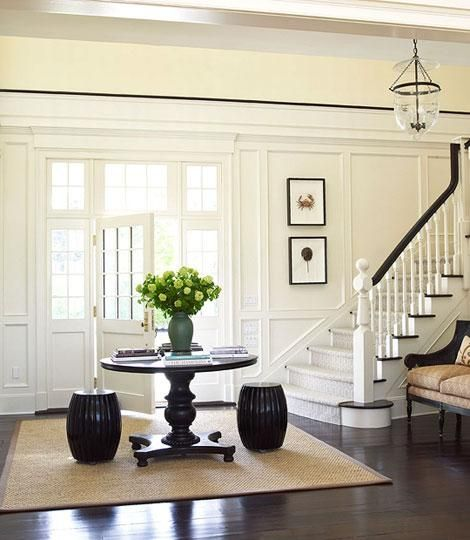 Colors Wood Accents How It S Put Together Home Interior Traditional House