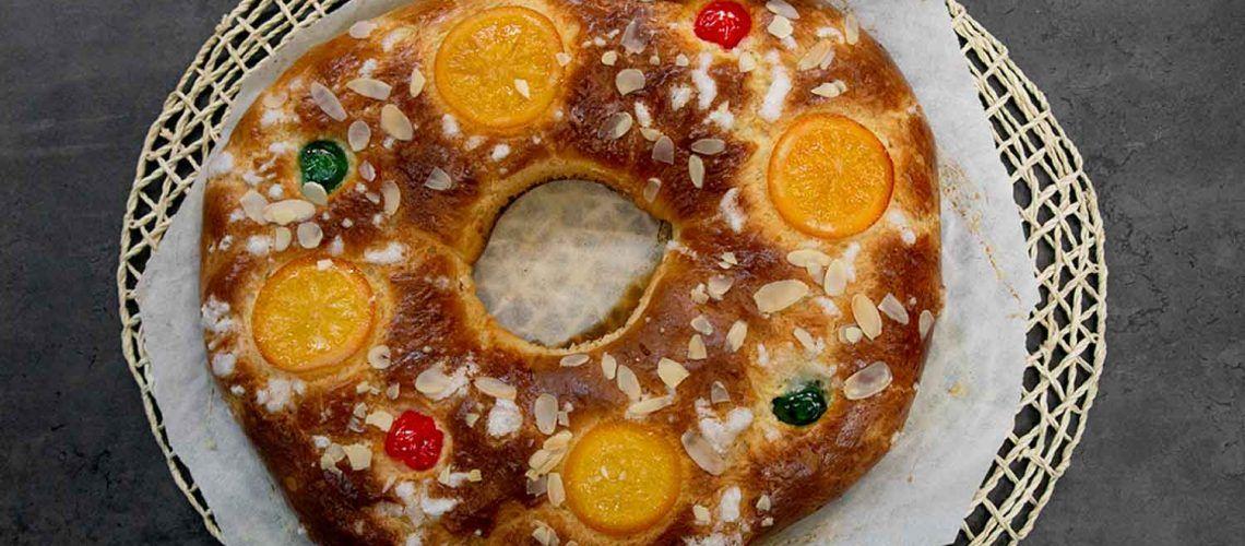 Roscon De Reyes Recetas Mambo Receta En 2021 Recetas De Comida Recetas Roscon De Reyes