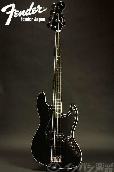 Fender Japan Makes Sells The Aerodyne Model P J Pickups And The Signature Binding Around The Body Thinner Body Lighter Weigh Guitar Bass Guitar Fender Bass