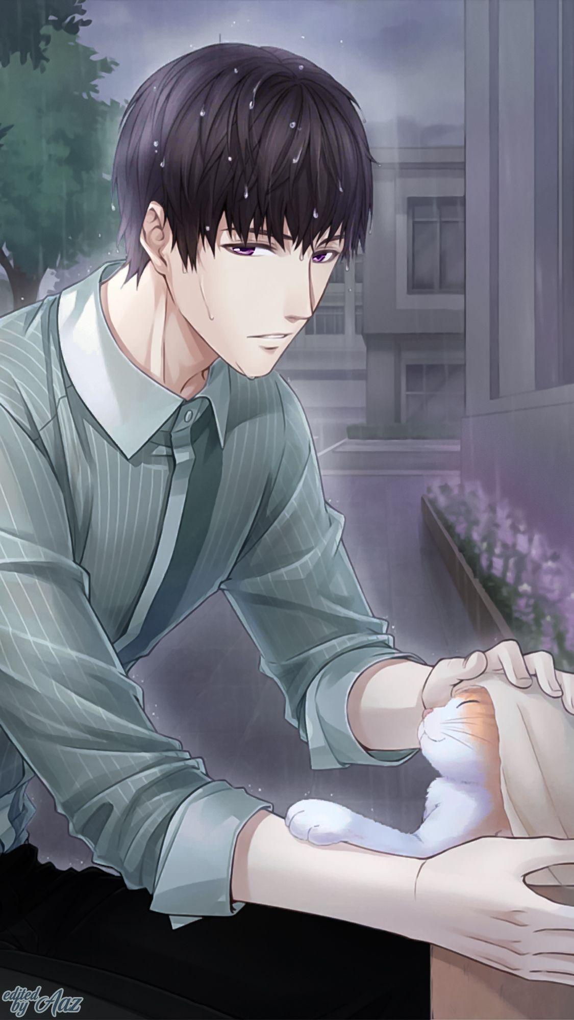 Lucien Encounter in 2020 Romantic anime, Anime, Anime love