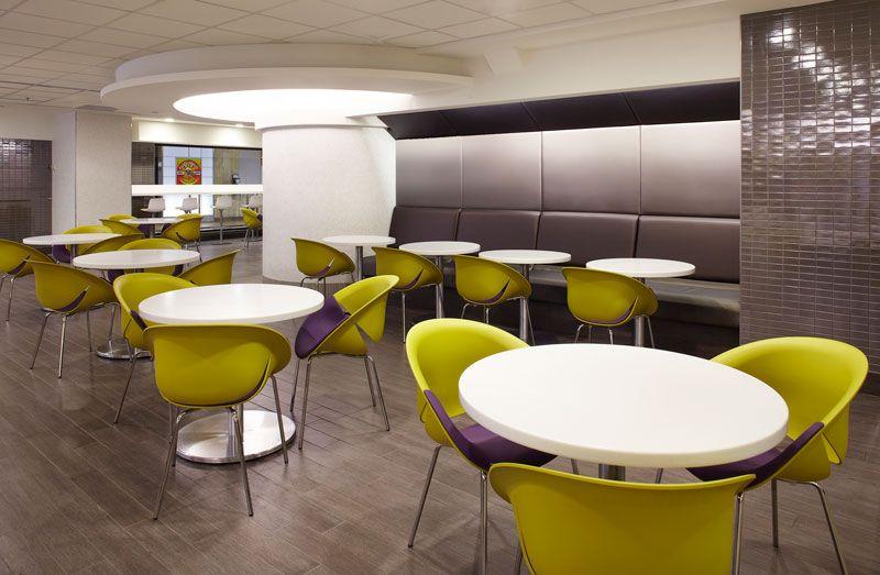 Restaurant interior design food courts fast food for Cuisine design montreal