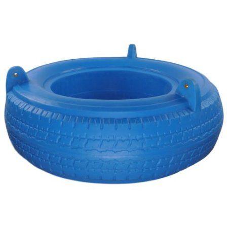 Swing Set Stuff Inc. Deluxe Rotomolded Tire (Blue) #tireswing