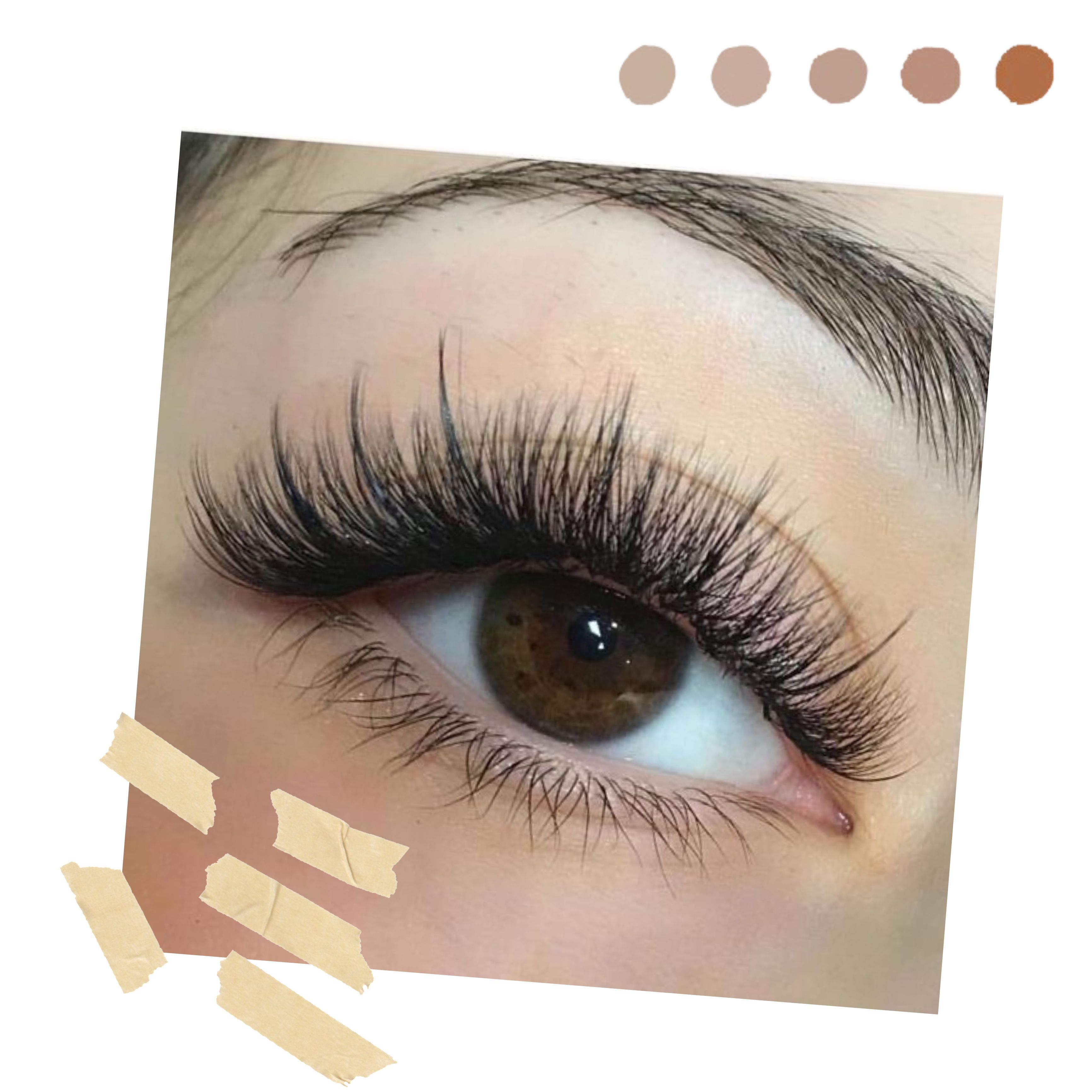 Remove Your Lash Extension At Home Eyelash Extensions Eyelashes Lashes