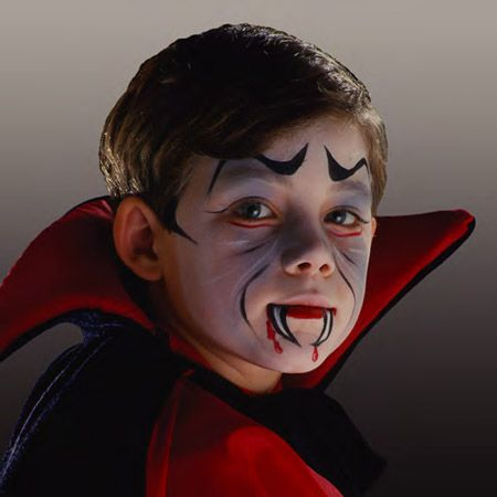 Vampir Fasching Schminken Pinterest Vampire Kinderschminken Und Fasching