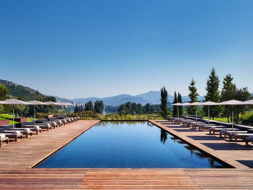 The Best New Hotels In The World 2020 Hot List Douro Valley Hotels Portugal Country Hotel