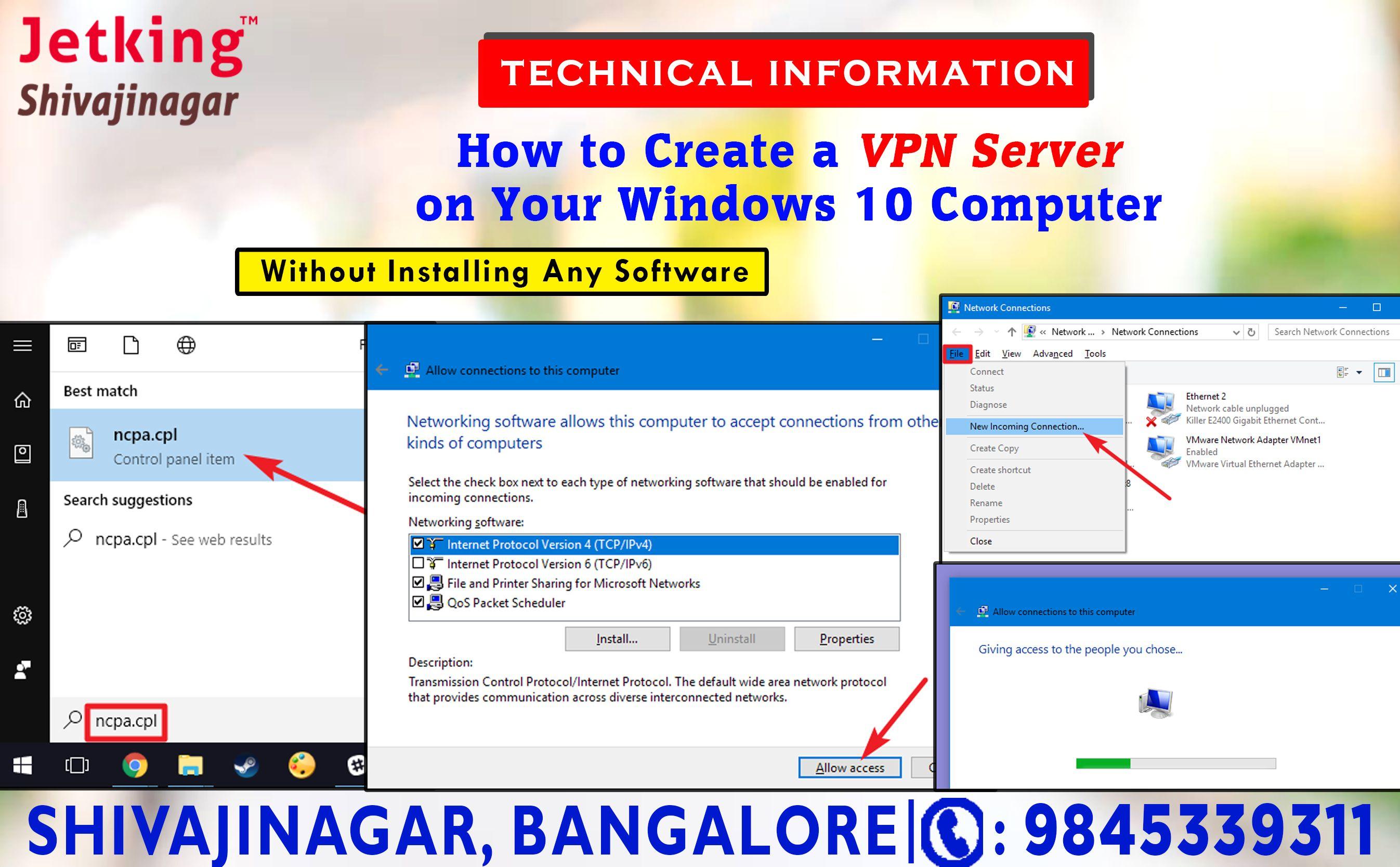 12cf65e7c3640068c8345572695814c8 - How To Create Vpn Server In Windows Server 2016