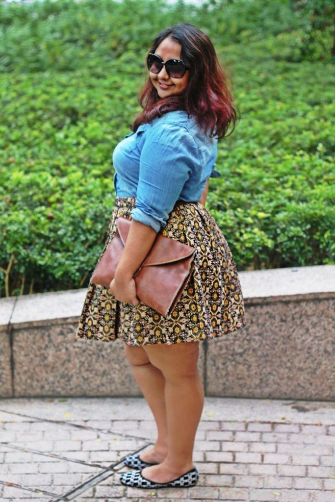 b21ec67f0e7 Petite plus size outfits are great for when you re a shorter sized woman  but still have that little extra amount of weight that you need to account  for when