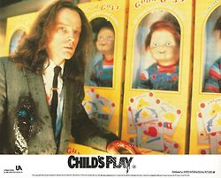 Child's Play (Charles Lee Ray) (Lobby Card) (With images ...