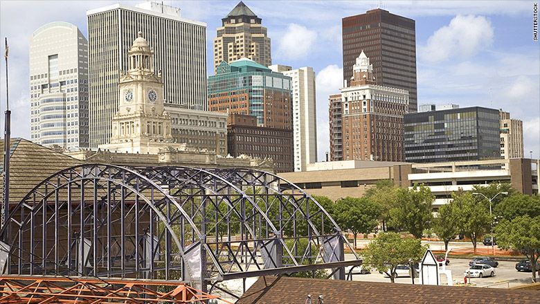 Where Millennials are buying homes Best cities, Iowa, City