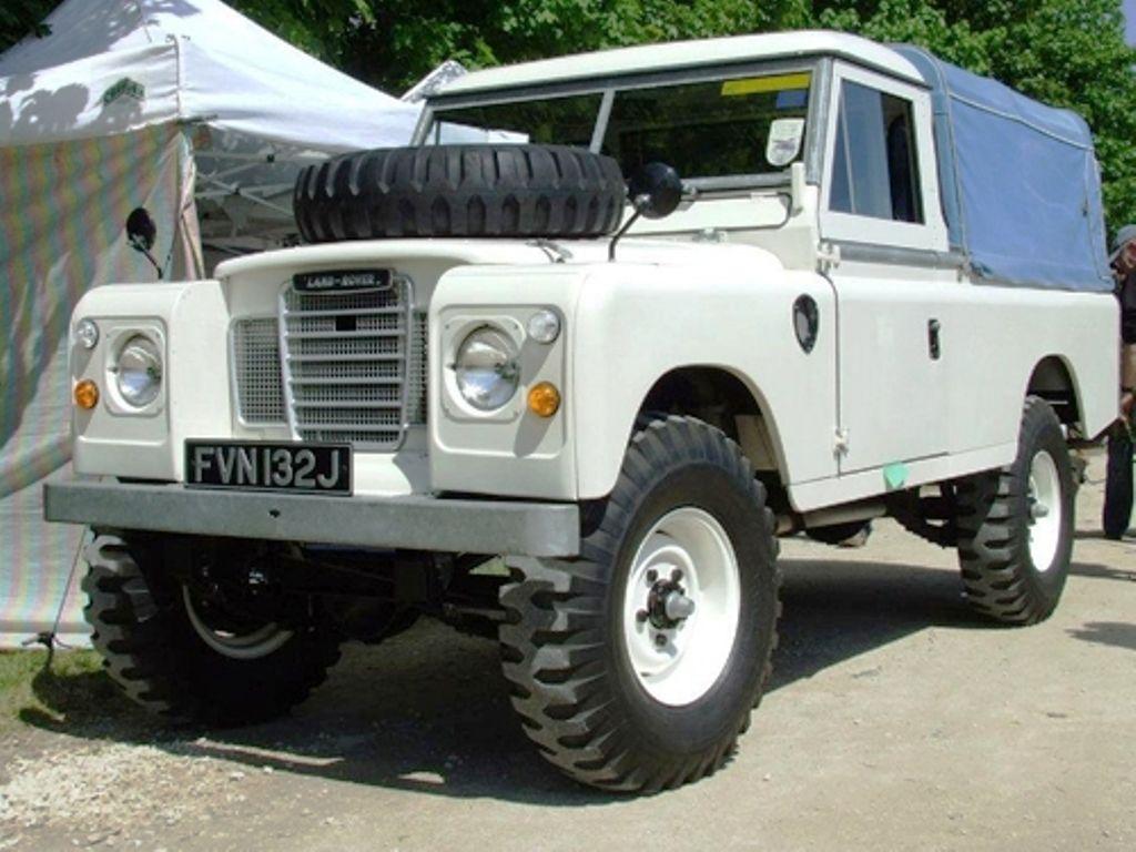 Land Rover Series 3 Land Rover Land Rover Series Land Rover