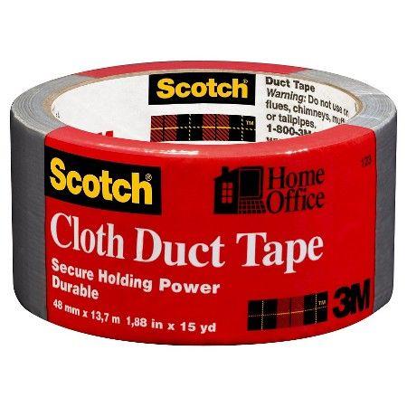Scotch NONE Scotch Cloth Duct Tape : Target
