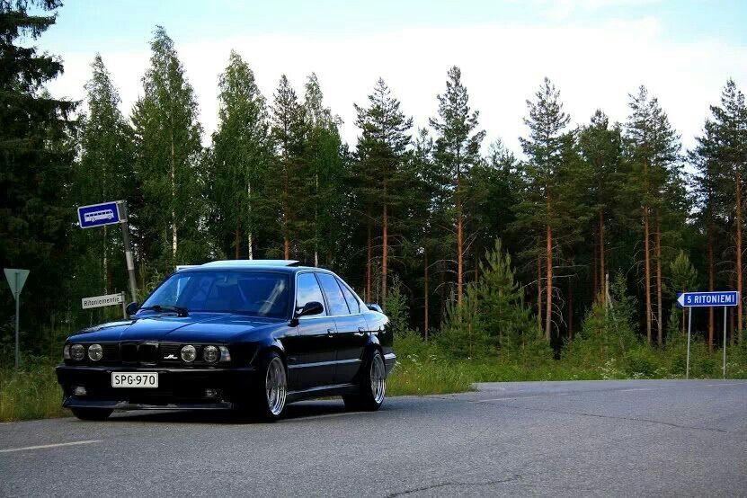 Bmw E34 Ac Schnitzer S5 Bmw E34 Bmw E28 Bmw