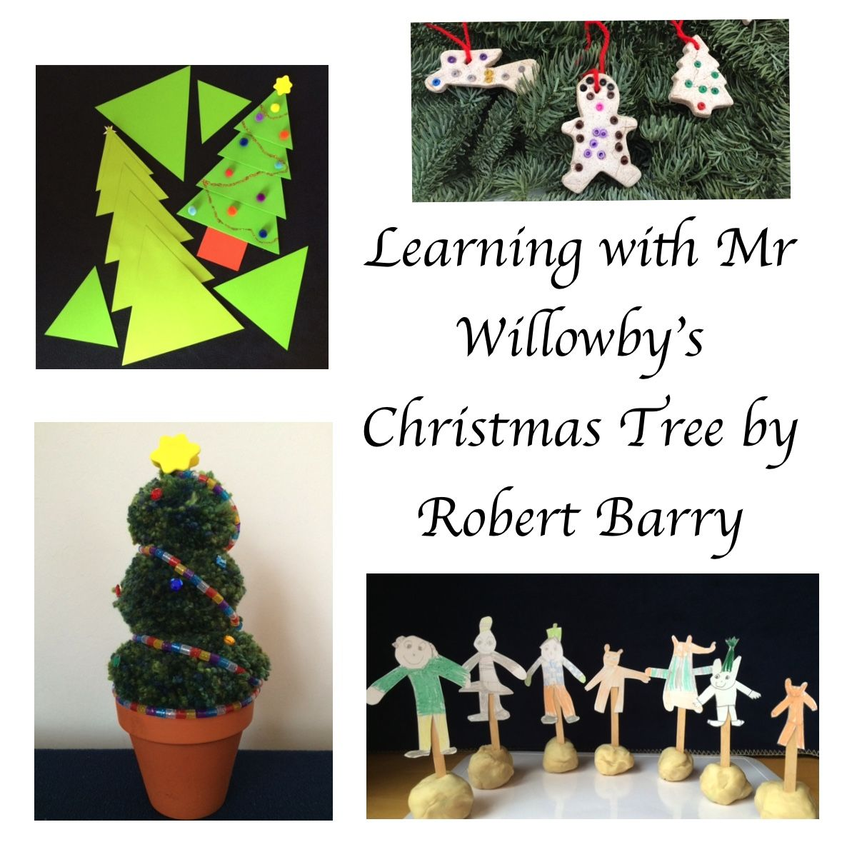 Learning With Mr Willowby S Christmas Tree By Robert Barry