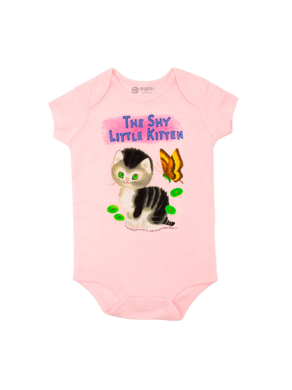 Baby The Shy Little Kitten Bodysuit Little Kittens Toddler Themes Baby Kittens