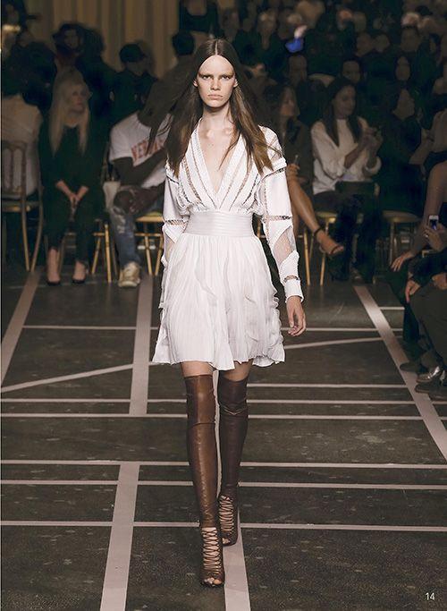 Givenchy by Riccardo Tisci 2015ss