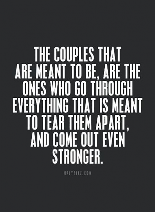 20 Love Quotes To Remind You To Stay Together Even When Times Get Really Really Tough Birthday Quotes For Me Anniversary Quotes For Parents Tough Times Quotes