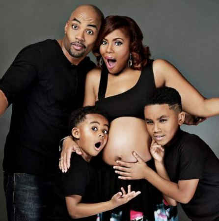 Willie Moore Jr Joins The Light Family Beautiful Family Family Family Entertainment