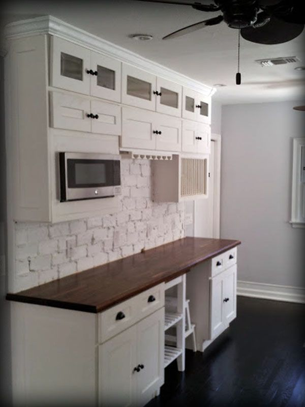 White Shaker Elite RTA Cabinets BY Lily Ann Cabinets | Hometalk