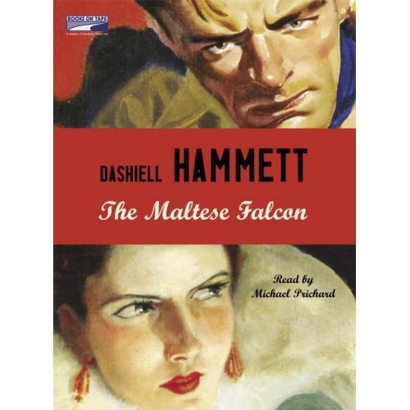 Dashiell Hammett The Maltese Falcon Sam Spade Is Hired By The Fragrant Miss Wonderley To Track Down Her Sister W Detective Books Dashiell Hammett Good Books