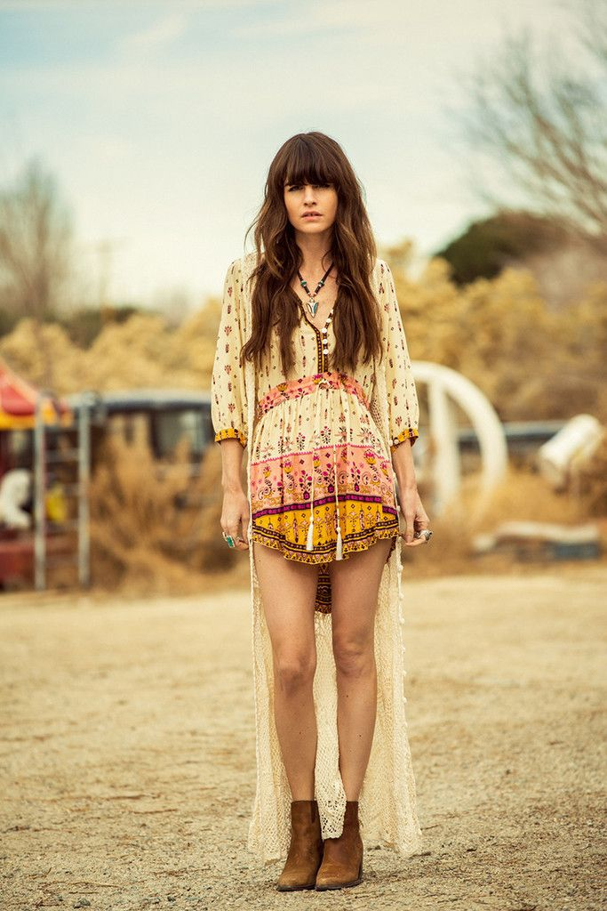 Desert Wanderer Playdress - High Noon