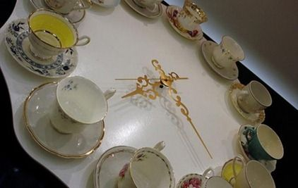 Chá Relogio | Noivinhas de Luxo