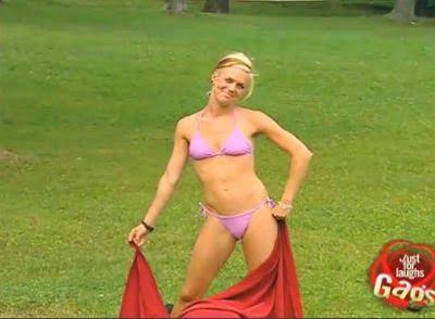 Mulher se despiu no parque e a surpresa veio logo depois - AC Variedades