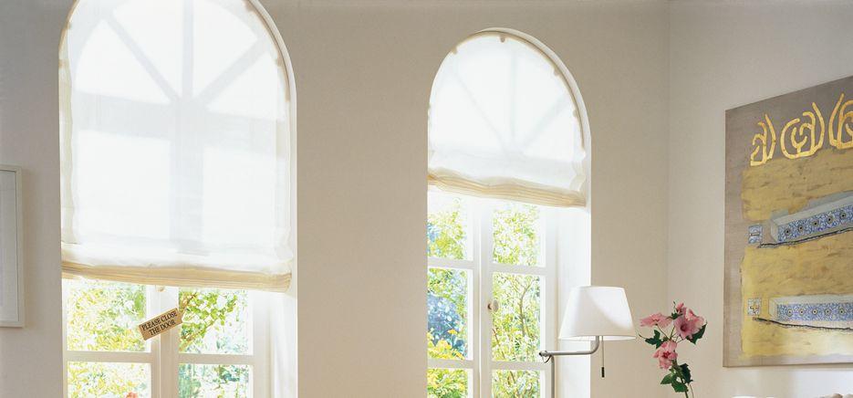 Risultati immagini per tende per finestre ad arco - Finestre ad arco prezzi ...