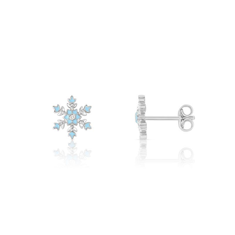 hot-vente dernier super service commercialisable Boucles d'oreilles Maty - Reine des neiges - Disney Frozen ...