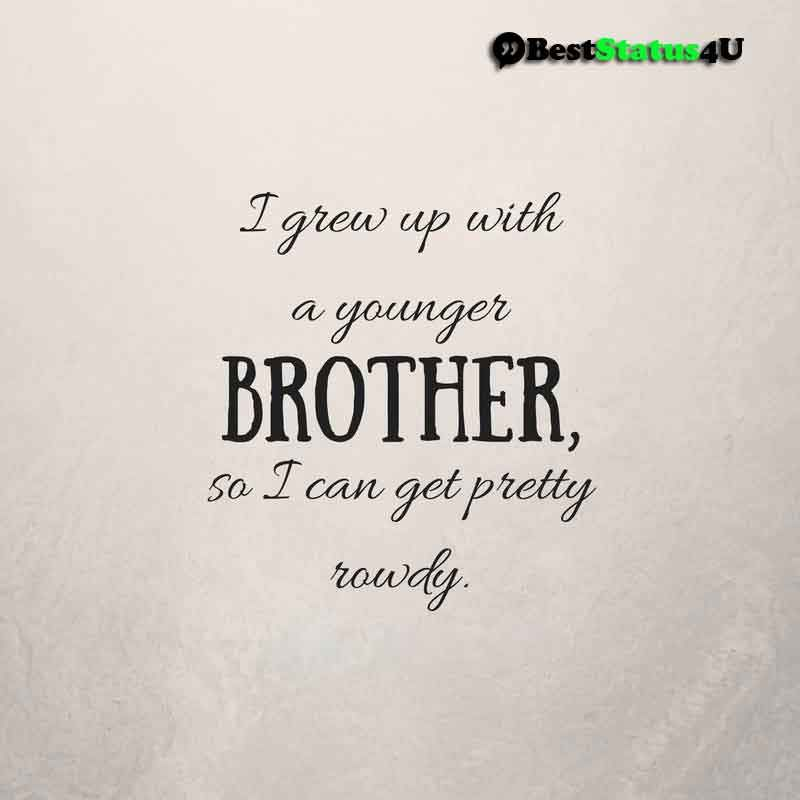 Best Captions For Brothers 51 Brothers Quotes Status Images In 2020 Caption For Brothers Brother Quotes Cool Captions