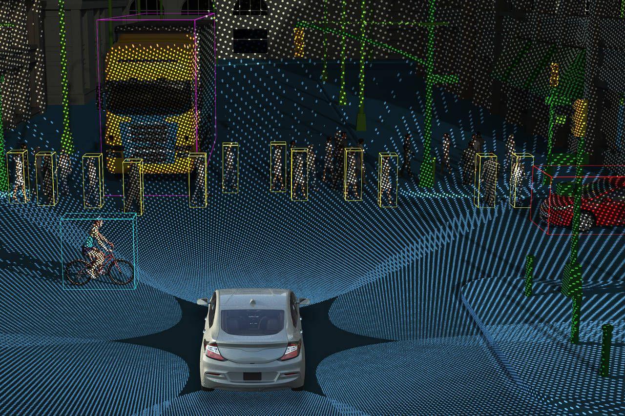 AEye Grabs $16 Million for Lidar Tech for Autonomous
