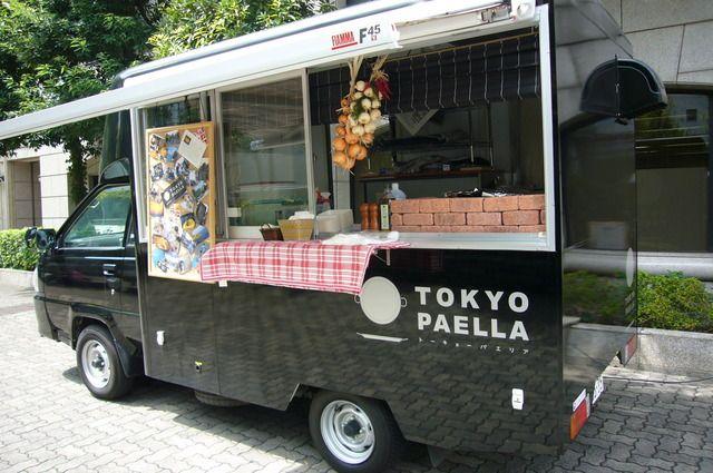 注目のキッチンカー ワールド料理ベスト3 移動販売車 フードトラック
