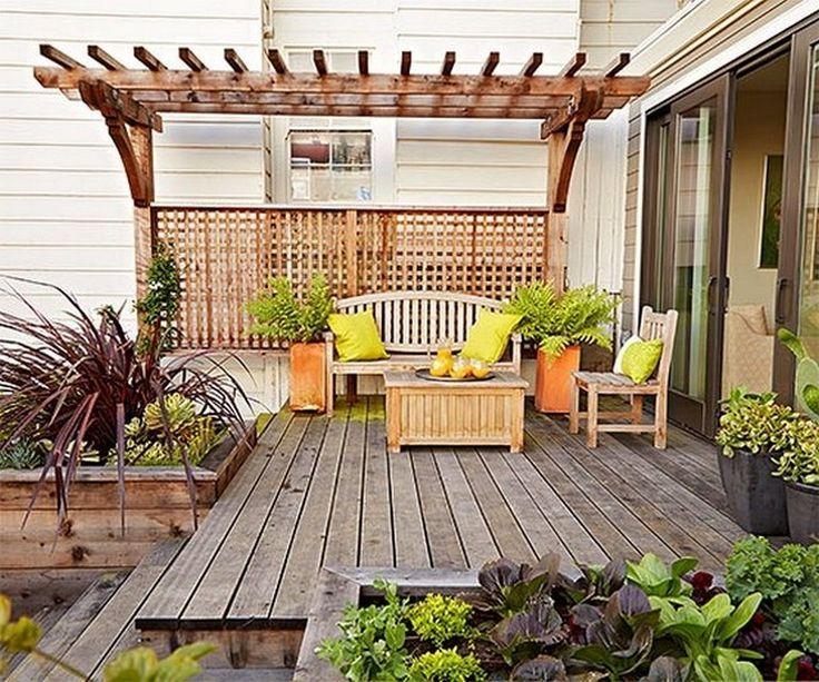 85+ Imaginative Deck Decorating Ideas on a Budget #deck # ...