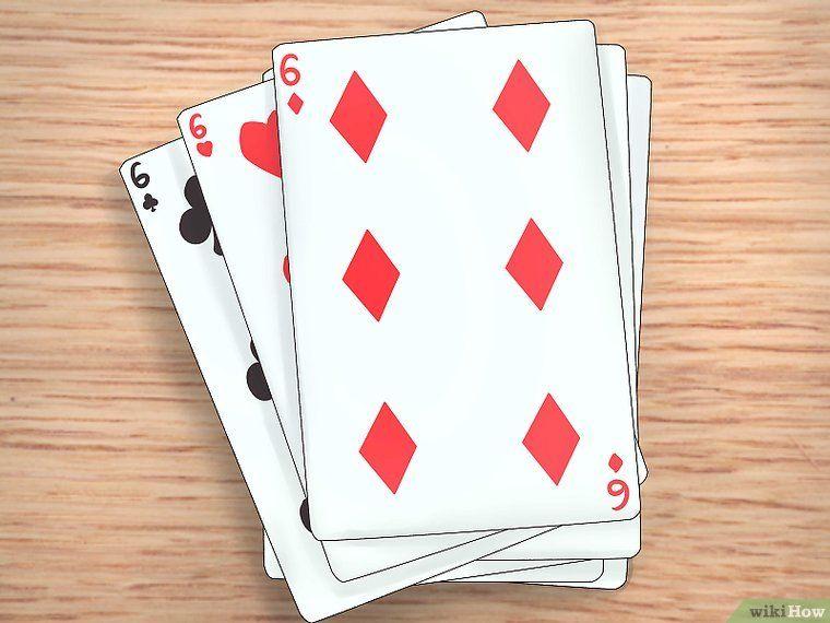 Egyptian rat poker game