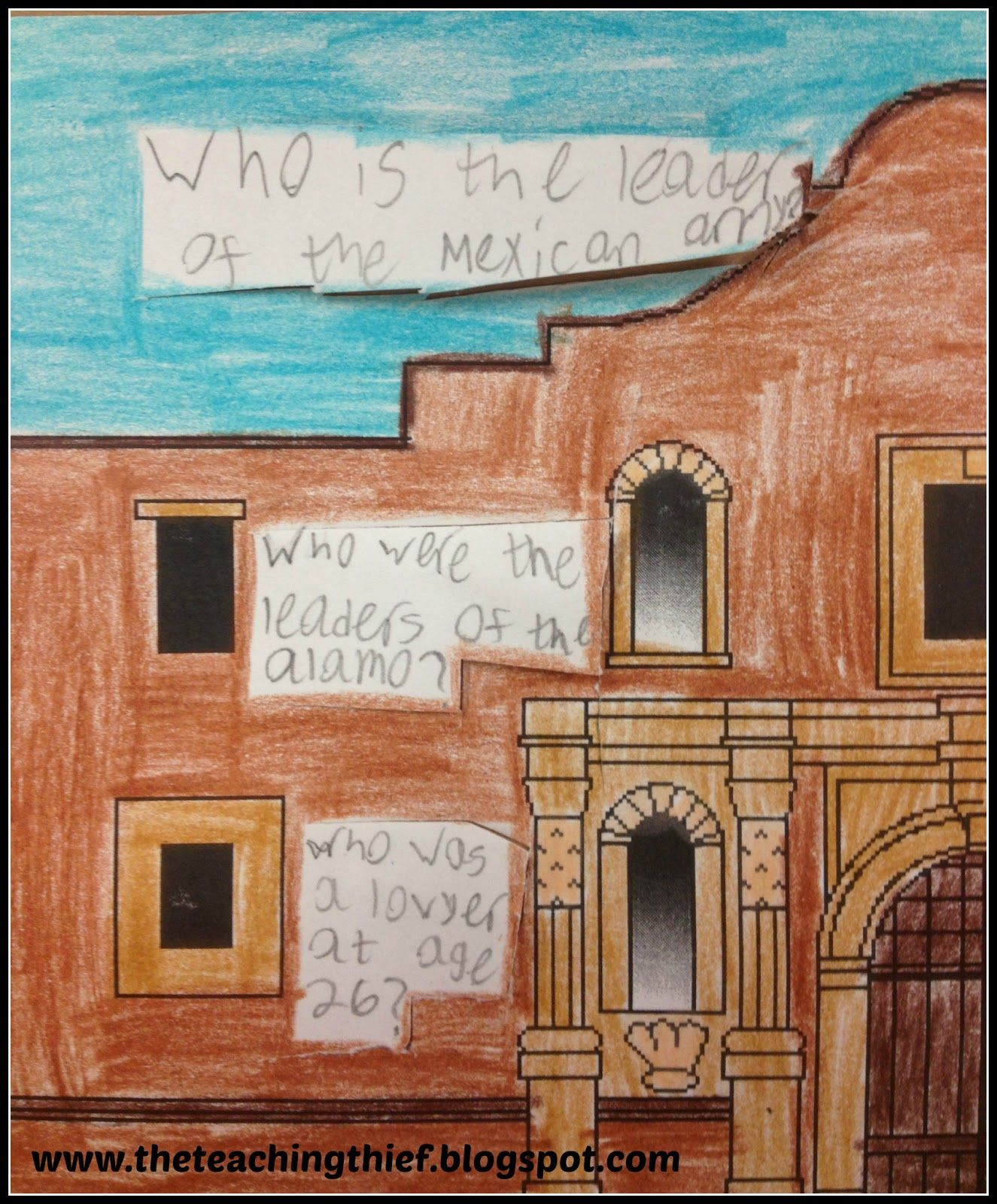 The Teaching Thief Windows Into History