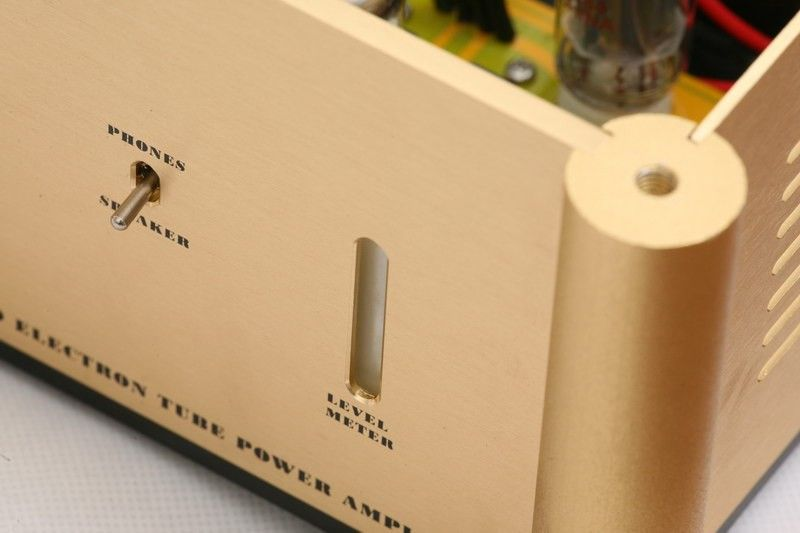 SR-84 High-End EL-84 Push-Pull Tube Amplifier - Boards | Kits | Components | Modules | Tools