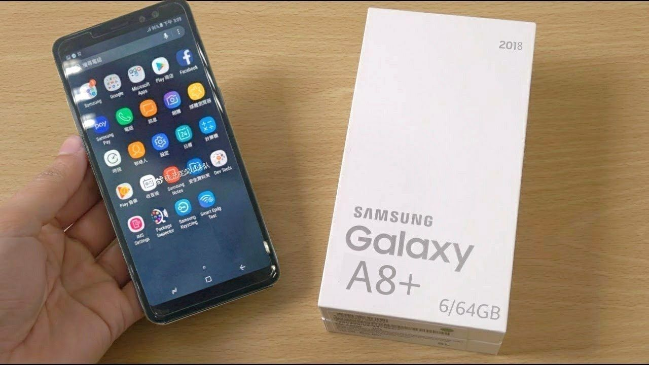بدء وصول التحديث لنظام Android Pie 9 لهاتف Galaxy A8 2018 من Samsung Samsung Galaxy Samsung Galaxy