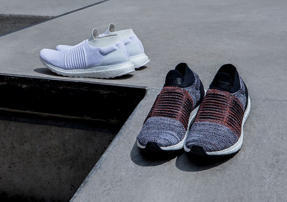adidas Ultra Boost Laceless Release Date S80768 S80769