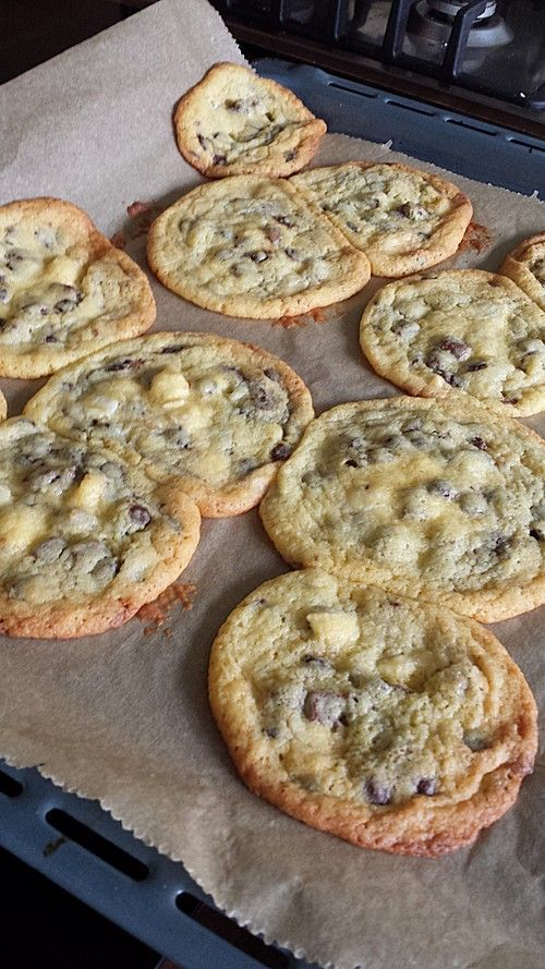 Subway Cookies Rezepte Kochen Und Backen Rezepte Rezept Kekse