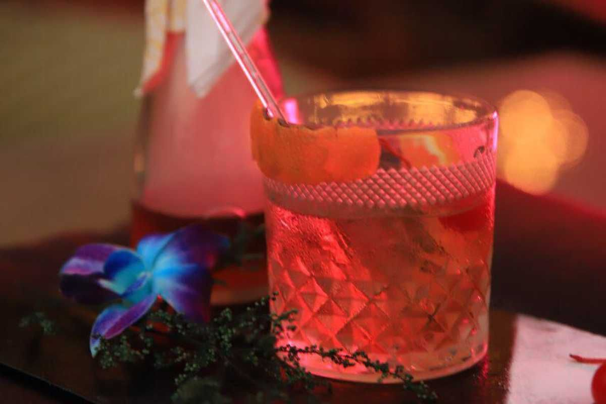 It S Time To Get High On Bokan S New Gin Tonic Menu Gin And Tonic Gin Tonic