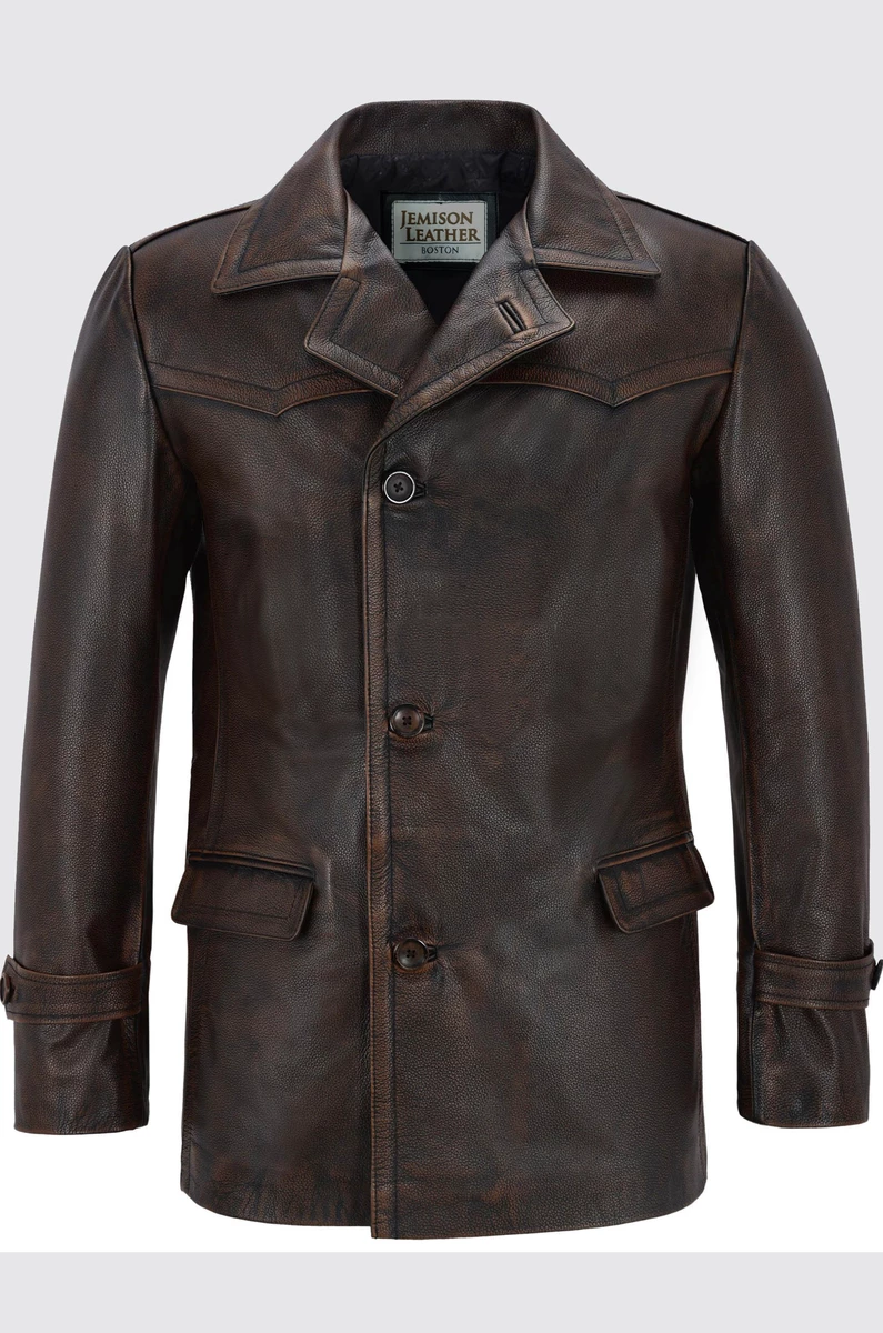 Lambskin Long Trench Coat Jacket (With images) Brown