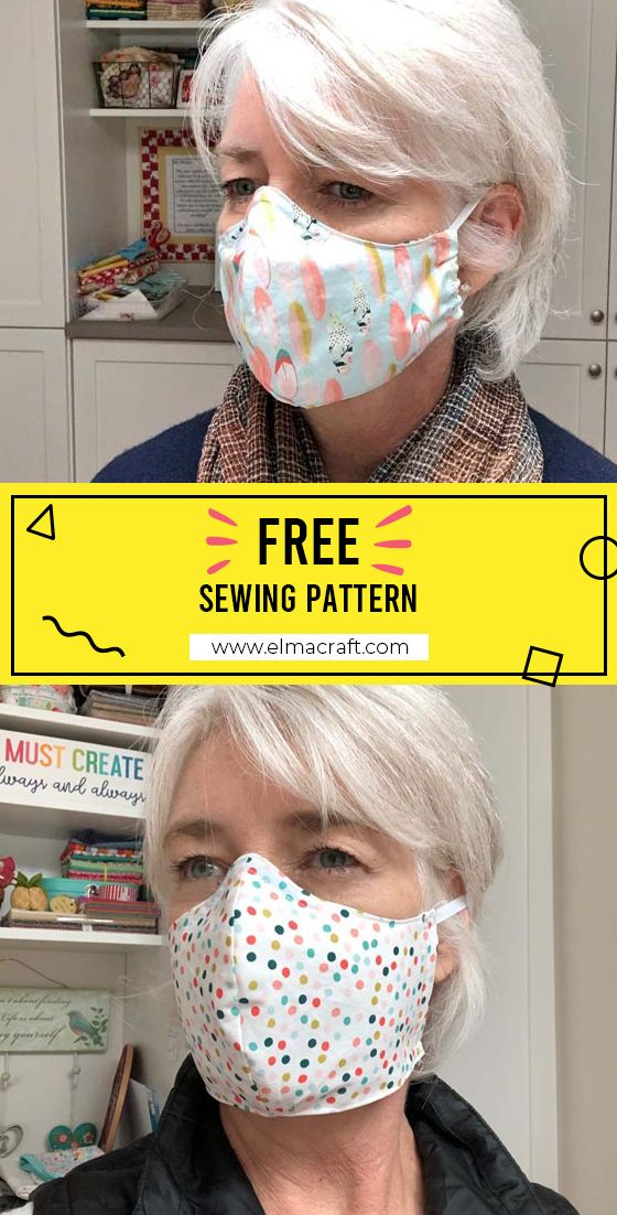 Photo of 25 Sewing Patterns for Face Masks to Keep Your Family Safe