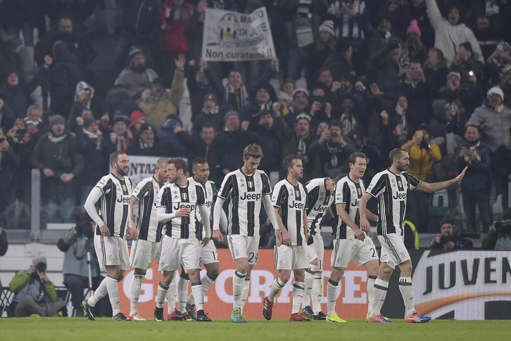 Juve - Roma: gli scatti - Sportmediaset - Foto 10