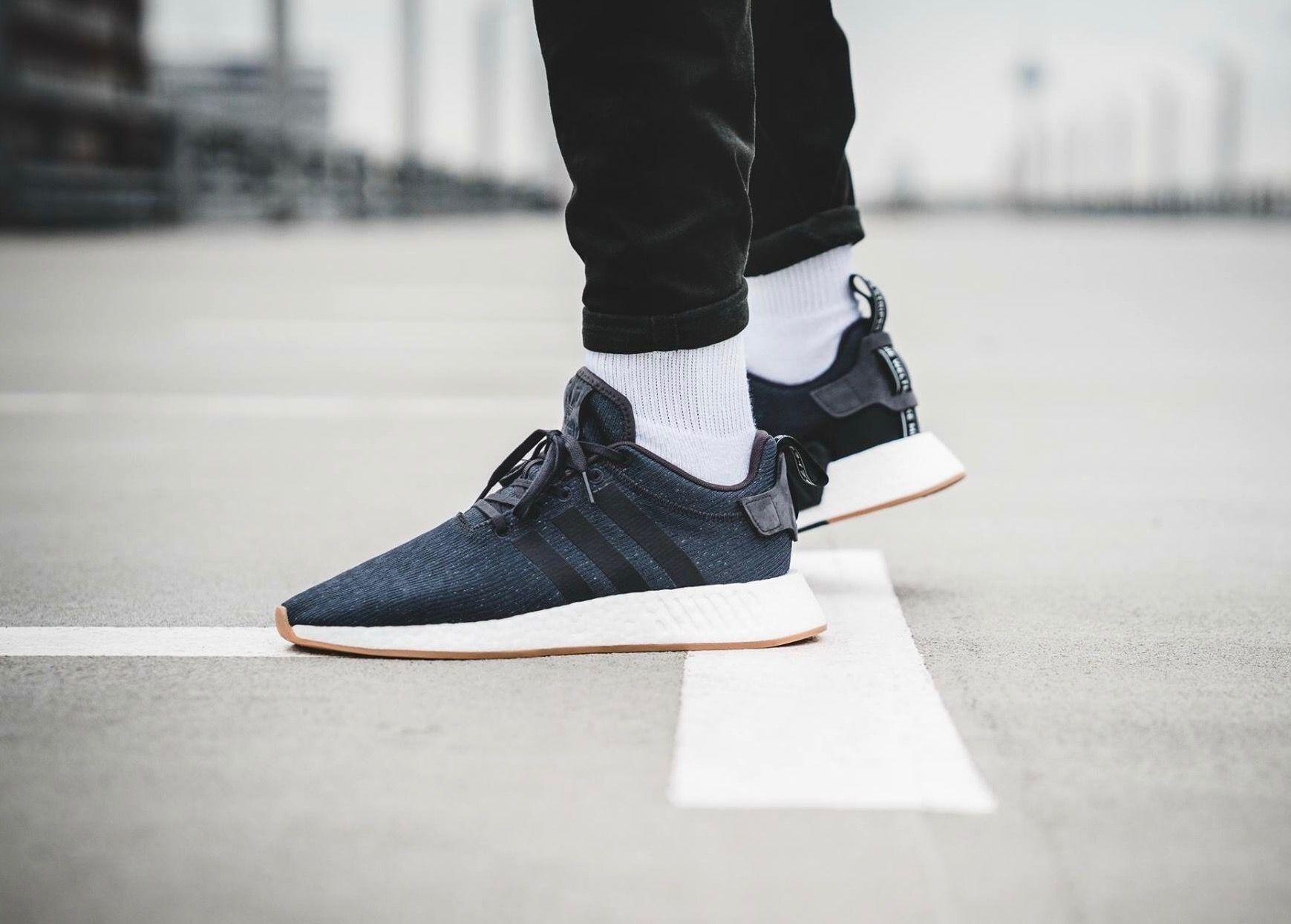 adidas Originals NMD_R2 | Fashion shoes, Latest shoe