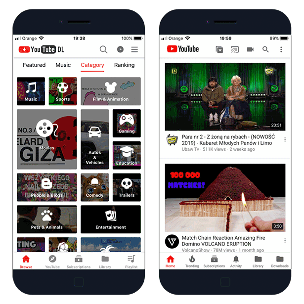 Play YouTube in background on iOS and Android | Jailbreak | Download