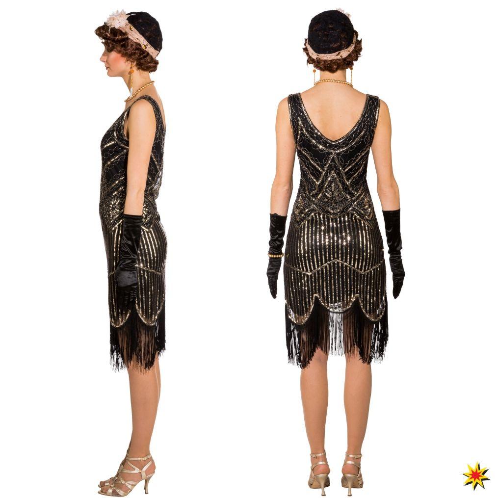 Dancing Kostüm 11er Jahre Deluxe in 1111  11er jahre kleider