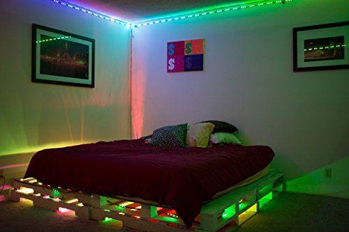 Robot Check Girls Room Diy Led Lighting Bedroom Bedroom Decor
