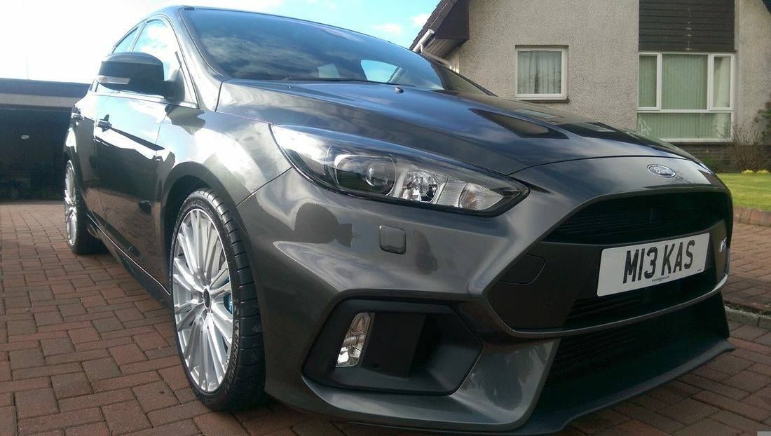 Ceramic Paint Protection Car, Car painting, Ford focus