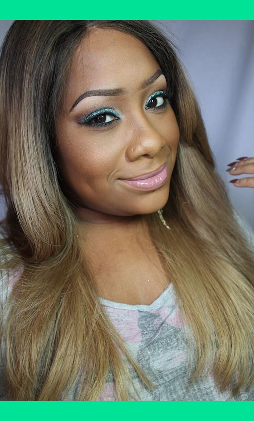 This Is How You Do Ombre Coloring Courtesy Of Revlons Colorsilk