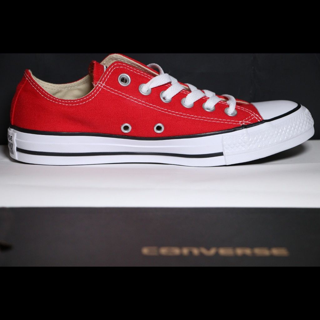 Converse Shoes | Converse Classic Red All Star Low Top